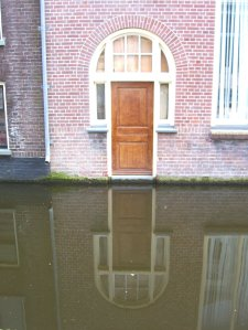 delft doorway