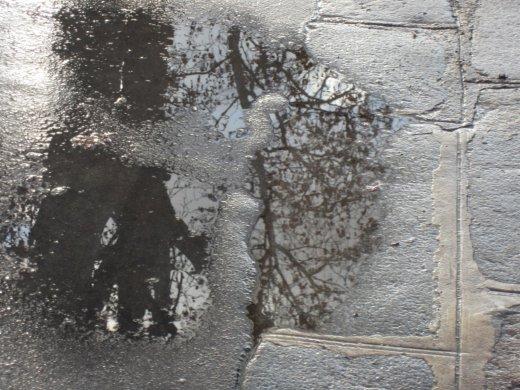 Paris pavement