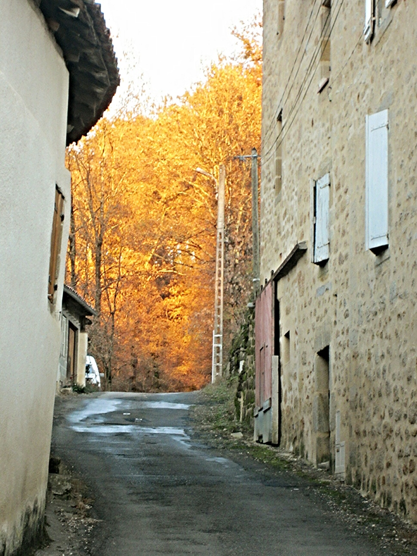 Chemin de la Curie